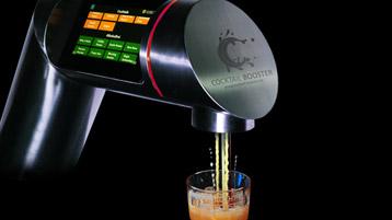 Digital cocktail dispenser