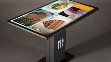 Digital table display board