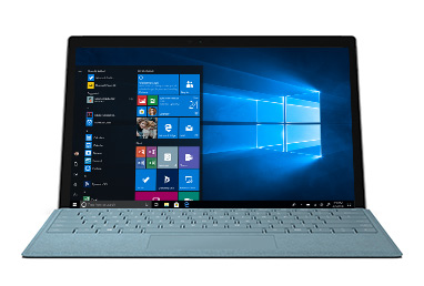 Surface Pro (5th Gen) for Business with LTE Advanced
