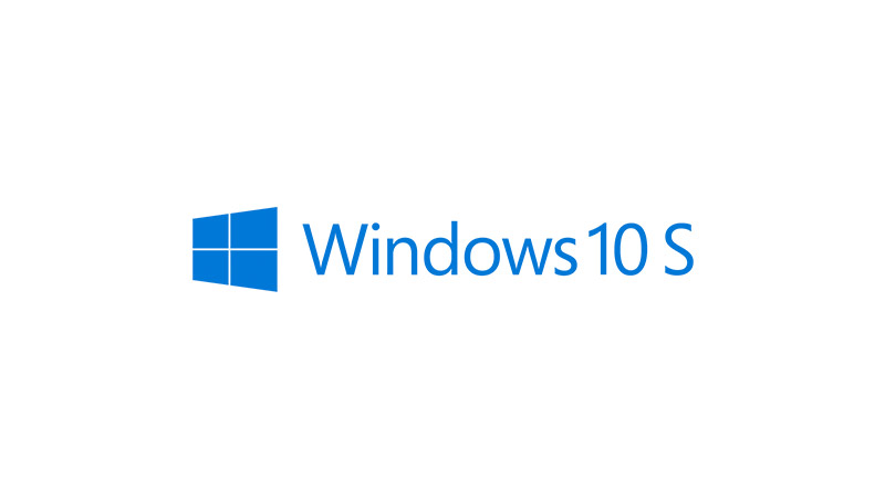 Windows 10 S Logo