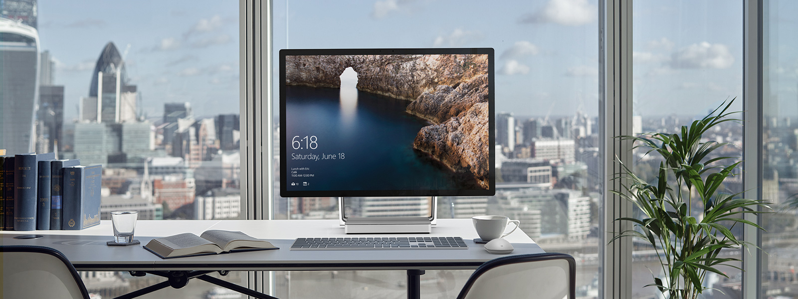 Microsoft Surface Studio computer