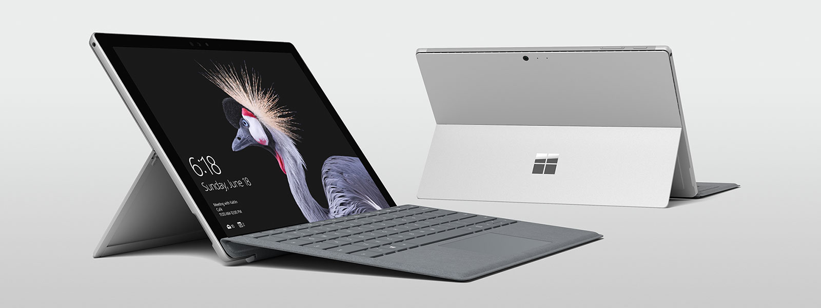 Group image of all Surface Devices