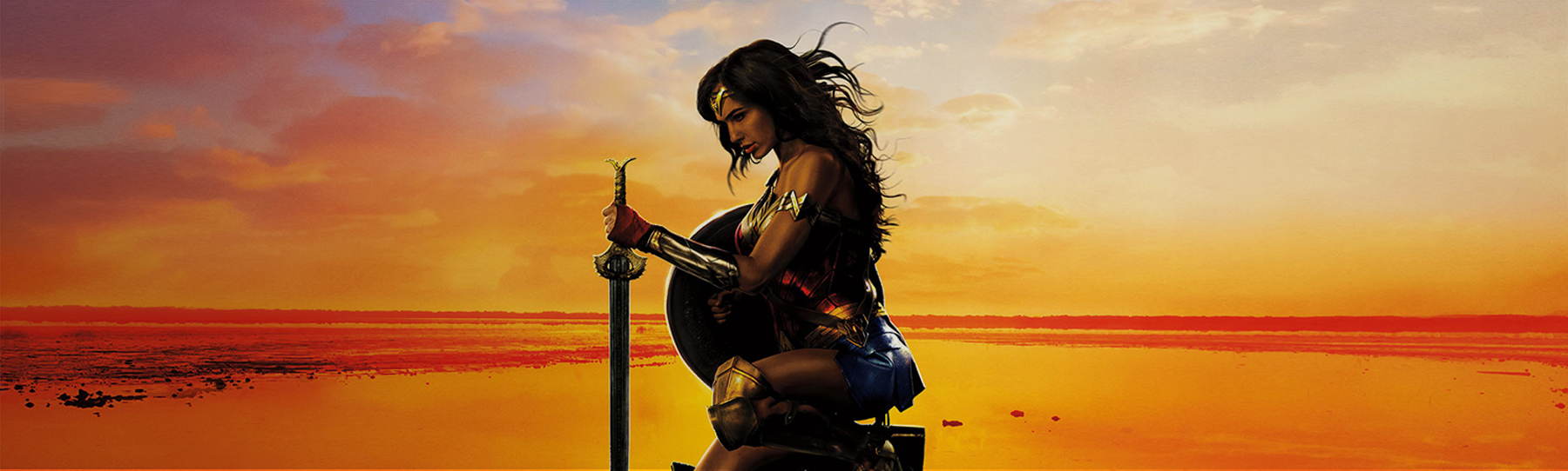 Pre-order Wonder Woman and get a free game add-on