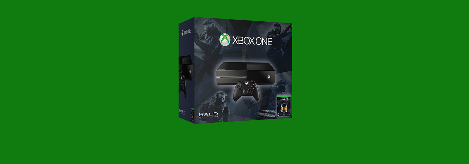 4 Halo games. 1 bundle. Starts at $349 (while supplies last).