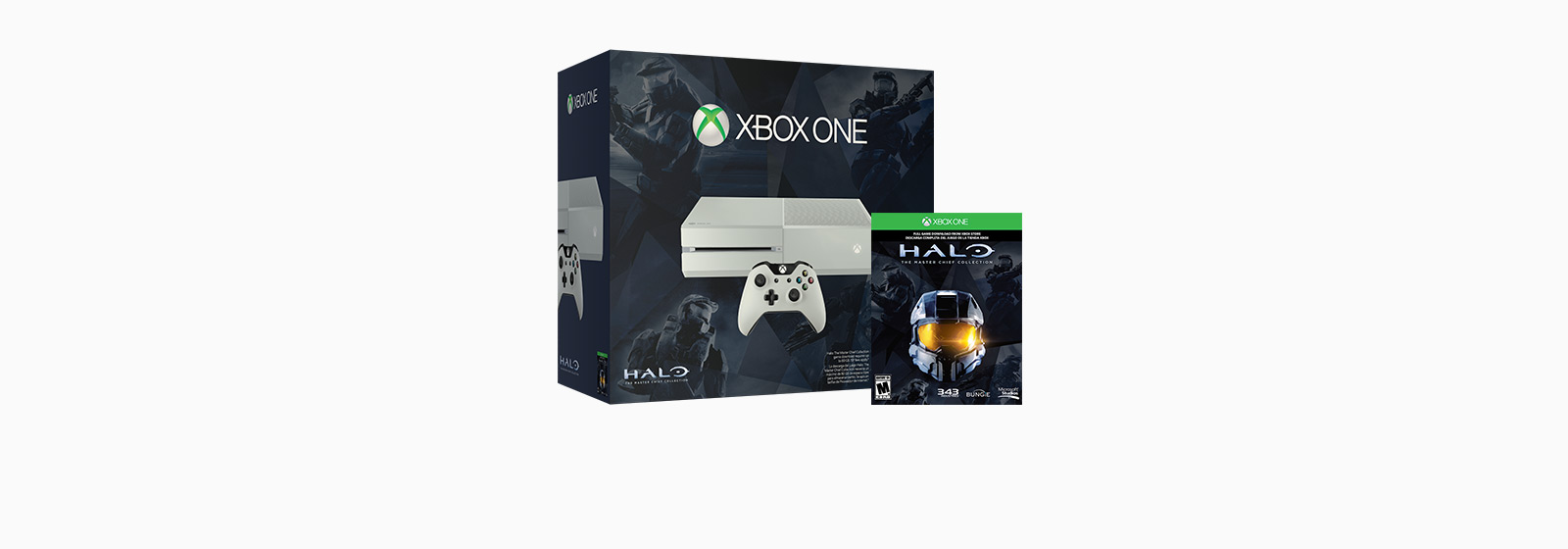 Limited quantities of special Xbox One bundle now available.