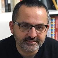 Headshot of guest speaker Alberto Cairo