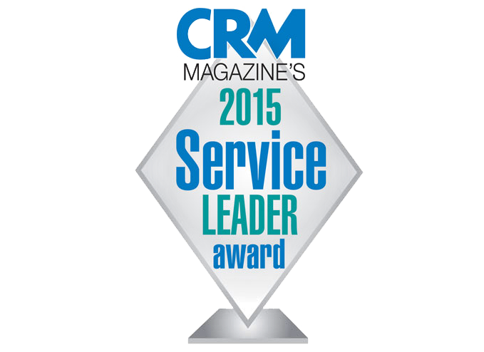 CRM Service Leaders Award