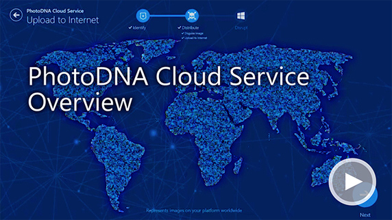 PhotoDNA Cloud Service