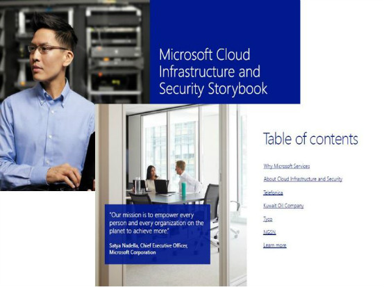 Cloud Infrastructure and Security