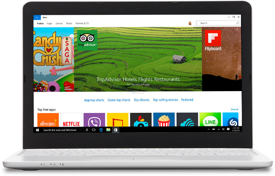 how to get paid games free on windows 10 store