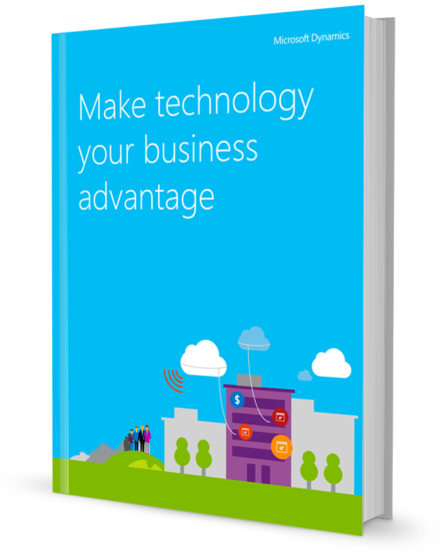 Technology business advantage