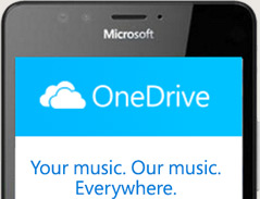 Mix it up: add your music to Groove with OneDrive