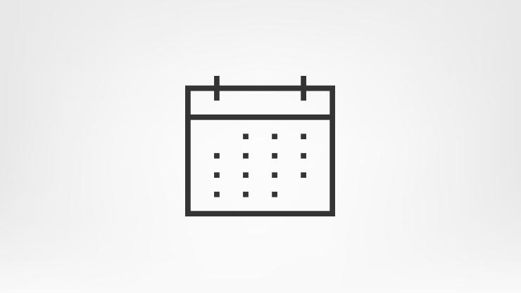 Event calendar icon.