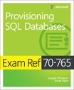 Exam Ref 70-765 Provisioning SQL Databases cover