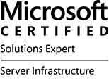>> MCSE: Server Infrastructure