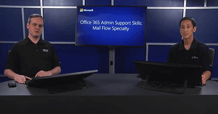 Office 365 Admin Support Skills: Mail Flow Specialty