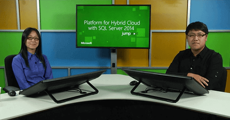 Platform for Hybrid Cloud with SQL Server 2014 Jump Start
