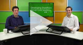 Developing Microsoft SharePoint Server 2013 Core Solutions Jump Start