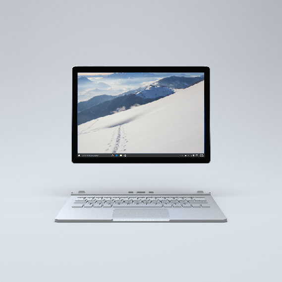 Surface Book: Designed from the inside out