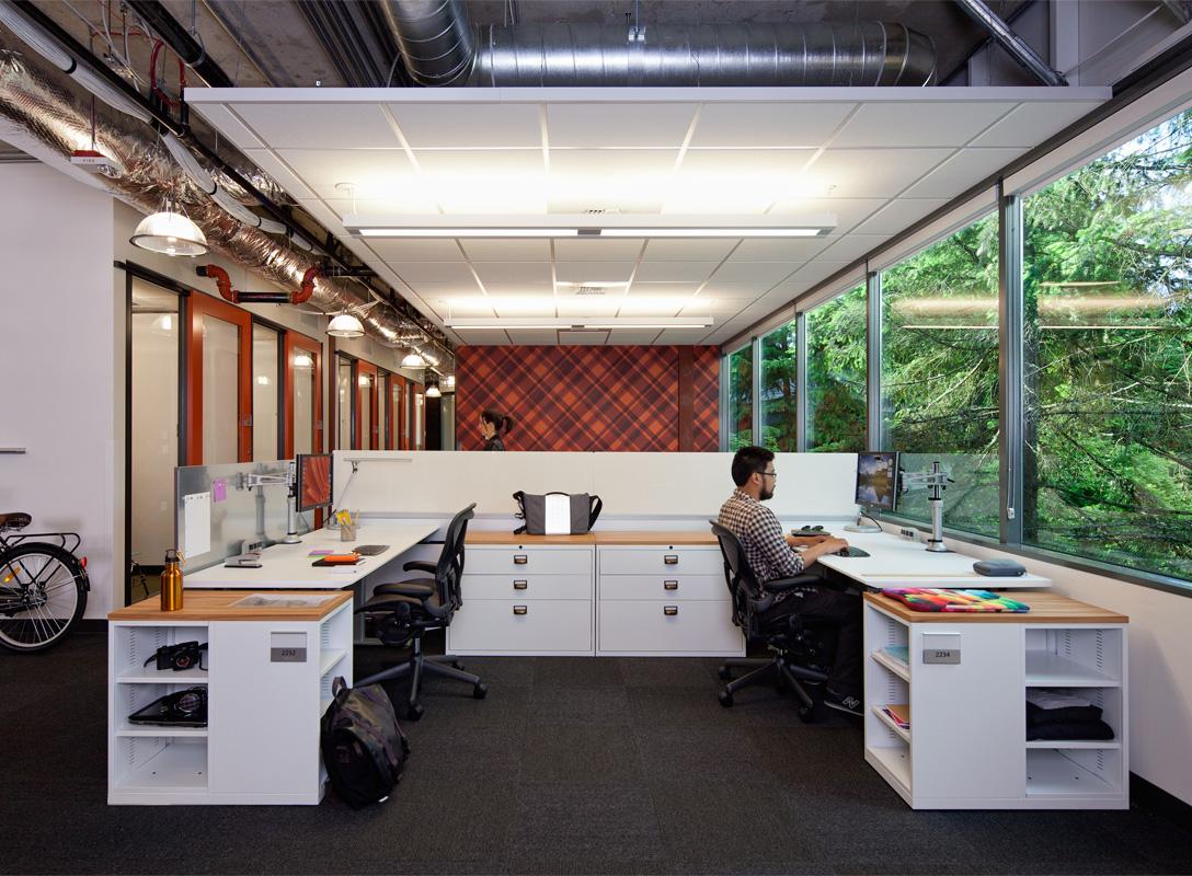 Microsoft Design workspace.