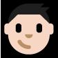Boy skin-type 1-2 emoji