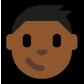 Boy skin type 5