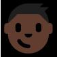 Boy skin type 6