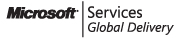 Microsoft Services Global Delivery