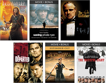 Build your Oscar® collection and receive $5 gift cards