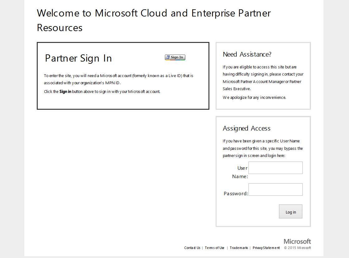 Partner Practice Accelerators (login required)