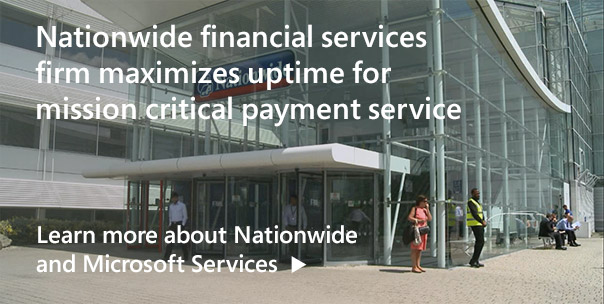 Nationwide financial services firm maximizes uptime for mission critical payment service