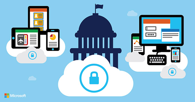 Government management solution in the cloud