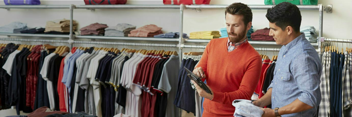 Provide your customers with transformative retail experiences