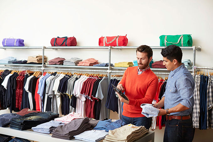 Retail management solution from Microsoft