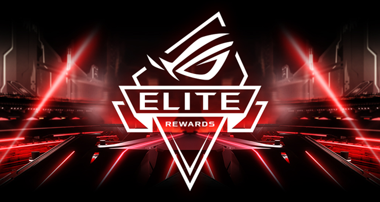 Republic of Gamers Elite Rewards