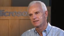 Helmut Panke: Executive, Scientist, and Microsoft Board Member