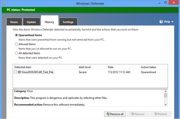 Windows defender what is it and how it protects you ccuart Gallery