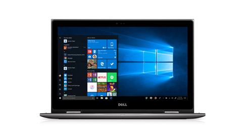 The Dell Inspiron 15