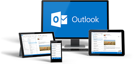 Outlook works across your devices