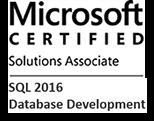 MCSA: SQL 2016 Database Development