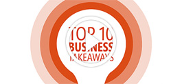 Top 10 Business Takeaways