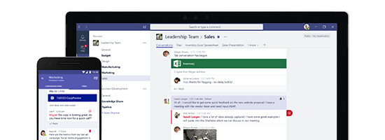 Video Conferencing, Online Meetings | Office 365