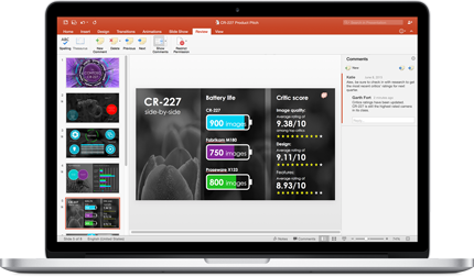 how to get powerpoint to play automatically