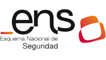 ENS Spain logo, learn about Spain\'s Esquema Nacional de Seguridad (National Security Framework)