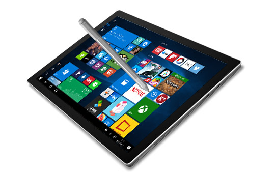 Tableta Microsoft con Windows Ink