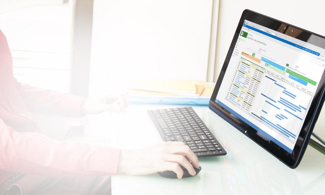 Project Online con Project  para Office 365