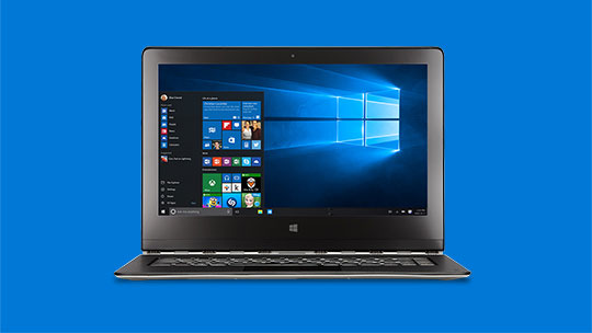 PC, actualizar a Windows 10