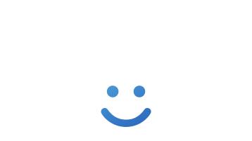 Cara sonriente de Windows Hello