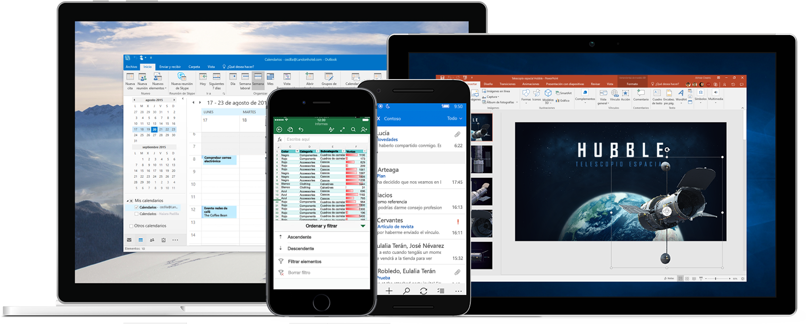 Office 365 gratis, descargue Office 2016 para PC y Mac