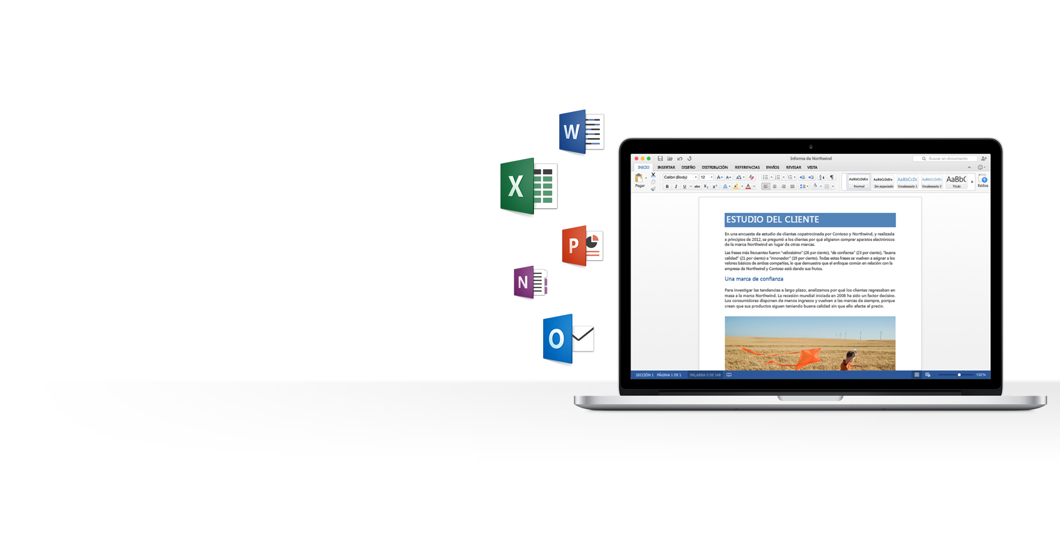 Microsoft Office para Mac, Apple
